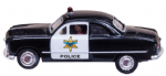 JP5613 Woodland Scenics Just Plug Police Car - N Scale